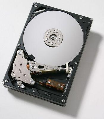 Maxtor выпустил жесткие диски до 300 гб с интерфейсом sas