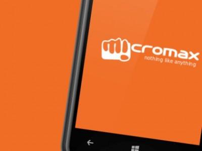 Micromax стала крупнейшим поставщиком смартфонов в индии