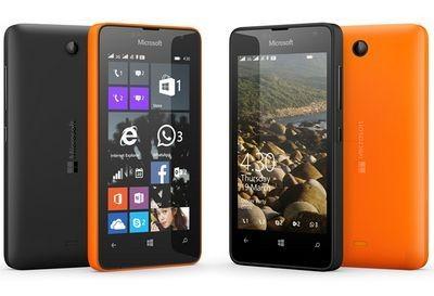 Microsoft lumia 430 dual sim доступен для предзаказа в россии