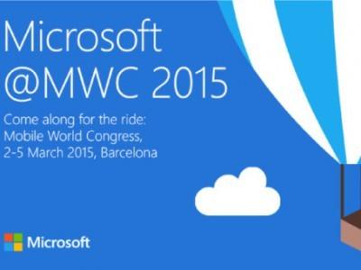 Microsoft подтвердила своё участие в mwc 2015