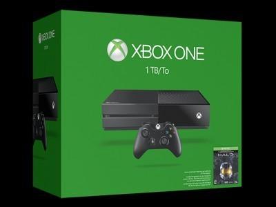 Microsoft xbox one с 1 тб внутренней памяти будет стоить $399