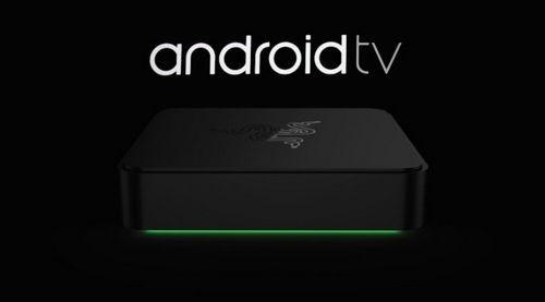 Мини-консоль от razer на android tv