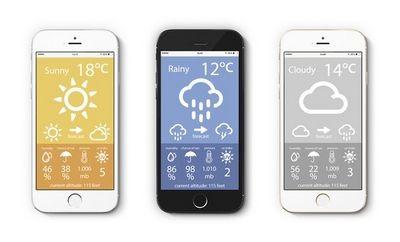 Миниатюрная метеостанция weather point 2.0 будет стоить всего $19