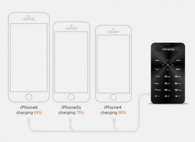 Минималистичный телефон janus one проработает до 90 дней в режиме ожидания