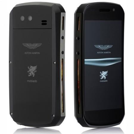 Mobiado анонсировала люксовый смартфон grand touch aston martin