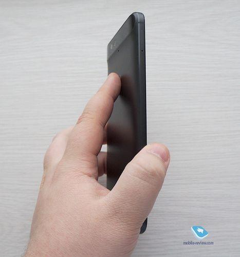 Мобильная среда №71. где должен располагаться сканер отпечатков пальцев?