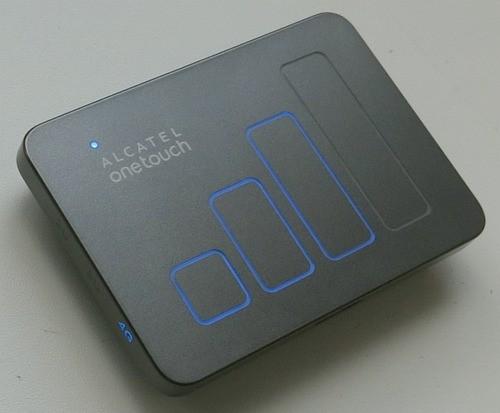 Мобильный роутер alcatel y900