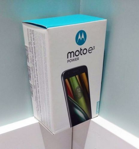 Moto e3 power получил 2 гб озу, аккумулятор на 3500 мач и ценник в $142