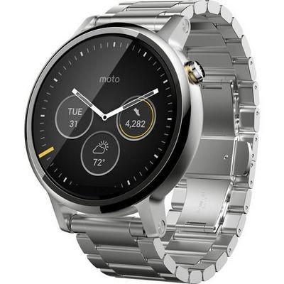 Motorola moto 360 превратили в карманные часы