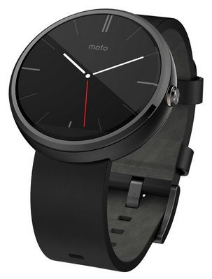 Motorola moto 360 станут доступны для приобретения уже сегодня