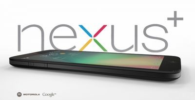 Motorola может выступить производителем нового смартфона nexus с 5,9-дюймовым дисплеем