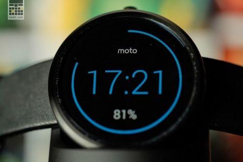 Motorola разрабатывает абсолютно круглые умные часы