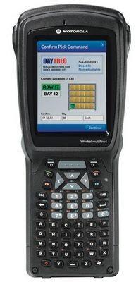 Motorola solutions представила новый мобильный компьютер workabout pro 4
