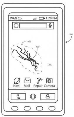 Motorola запатентовала солнечный дисплей