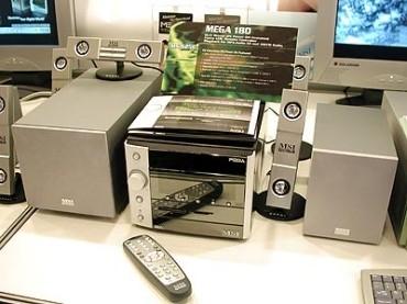 Msi обновила линейку развлекательных систем mega pc