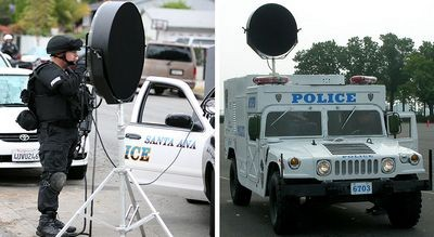 Мвд заказало инфразвуковую систему для воздействия на нарушителей правопорядка