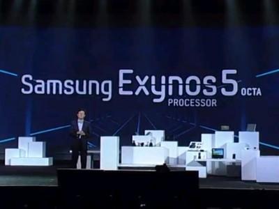 Mwc 2013. samsung показала демо-планшет на exynos 5 octa