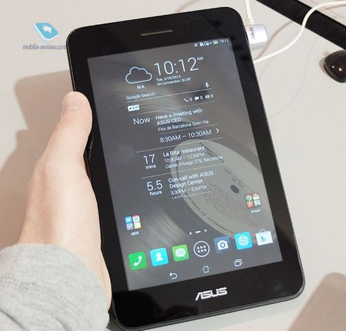 Mwc 2014. asus