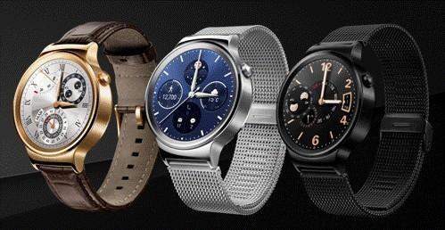 Mwc 2015: смарт-часы huawei watch — классический дизайн и ос android wear