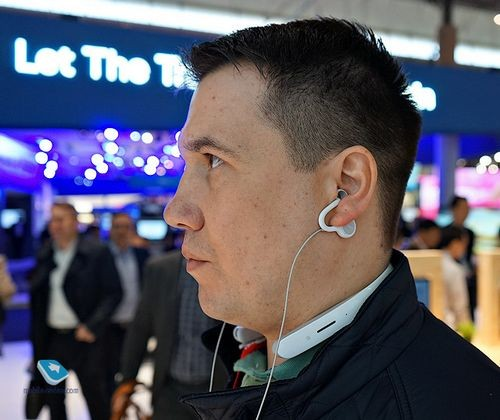 Mwc 2017. xperia ear open-style concept - уши, чтобы слышать