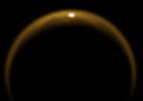 На титане открыт туман и подтверждён круговорот метана