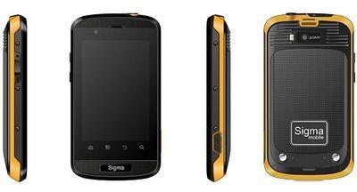 Недорогие защищенные android-смартфоны sigma mobile x-treme pq11 добрались до украинской розницы