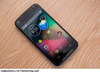 Неизвестный смартфон motorola запечатлён на фото и видео