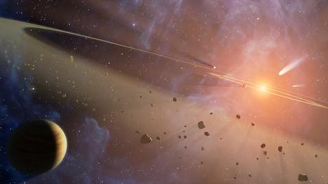Неподалёку от солнца открыта планетарная система-близнец