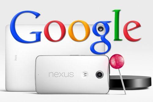 Nexus – три пополнения в полку андроидов