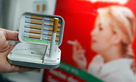 Nicstic: сигареты без табака выкуриваются без дыма