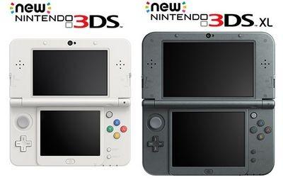 Nintendo представила две новые версии портативной консоли 3ds