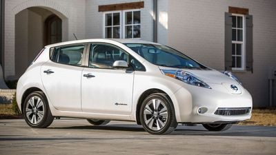 Nissan даст вторую жизнь аккумуляторам leaf