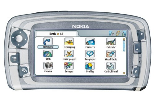 Nokia 5800 (tube) – первый из рода s60 taco