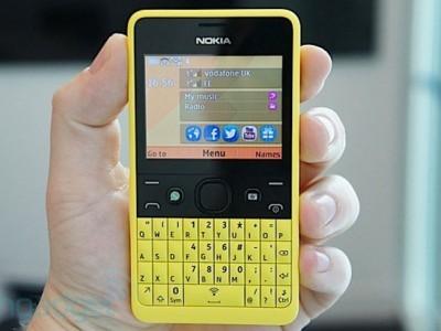 Nokia asha 210: красочный qwerty-смартфон с социальными функциями