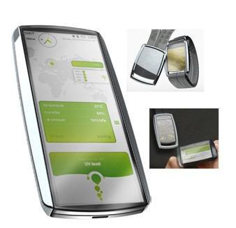 Nokia eco sensor: новый финский концепт