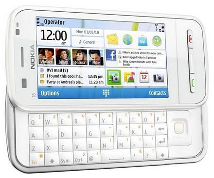 Nokia готовит новый тач-слайдер