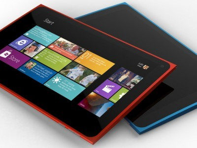 Nokia готовит планшет на windows 8