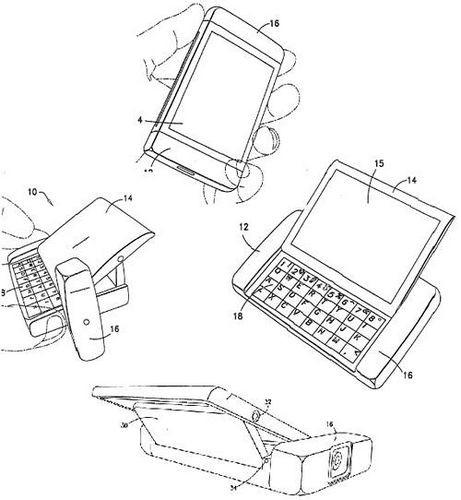 Nokia готовит свой первый боковой слайдер