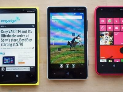 Nokia lumia 620, 820 и 920 обновляются, а lumia 928 - вновь попадает в сеть