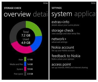 Nokia начала распространение обновления amber для смартфонов lumia
