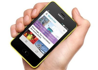 Nokia представила платформу asha для недорогих смартфонов