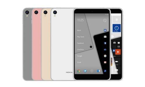 Nokia возвращается. характеристики и цена двух будущих смартфонов