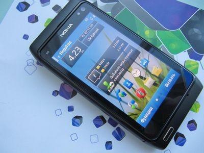 Nokia займет ?500 млн на развитие symbian