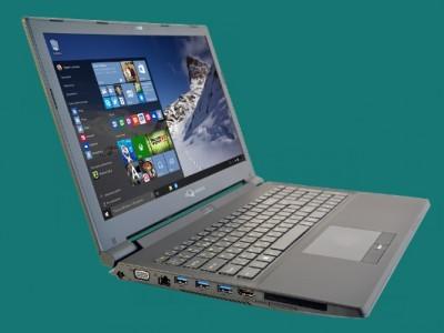 Ноутбук для бизнеса aquarius cmp ns765 дебютировал на российском рынке