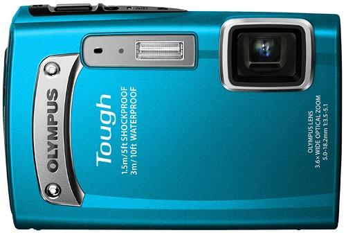 Новая прочная камера olympus tough tg-320 для семейной и праздничной съёмки
