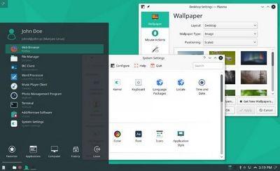Novell разработала первую настольную ос linux desktop 9