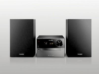 Новые музыкальные микросистемы philips: мягкий звук на высокой мощности