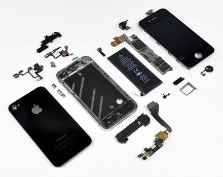 Новый iphone будет обладать большим дисплеем
