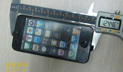 Новый iphone будет тоньше предшественников