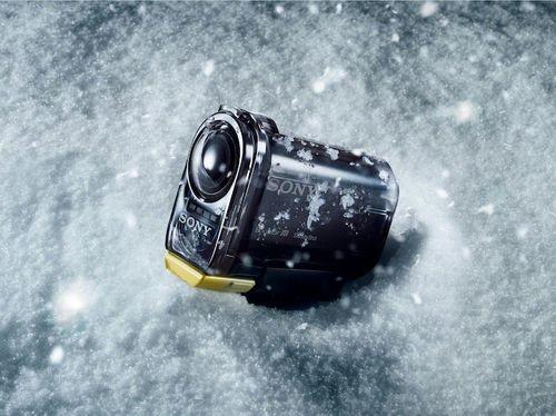 Новый конкурент gopro – sony action cam